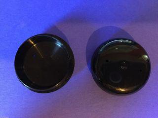24 Black Deluxe Insert Cup 1 - 1/2
