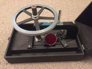 Van Keuren Light Wave Micrometer photo