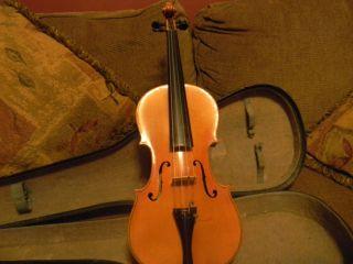Andress Amati Fecit Violin Cremonae Anno 1617 Germany photo