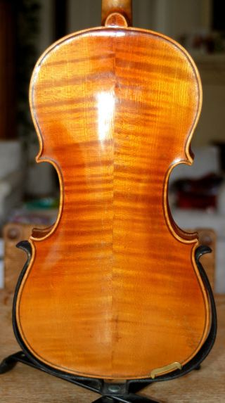 Old Antique Handmade 4/4 Master Violin - Label: Jacobus Stainer In Absam 1680 photo