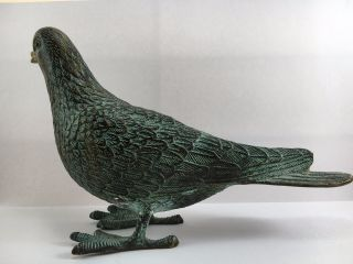 Bird Brass Vintage Islamic Solid Antique Handcrafted Chines photo