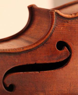 Old L.  Bisiach 1897 Violin Geige Violon Violine Violino 小提琴 バイオリン Italian 바이올린 photo
