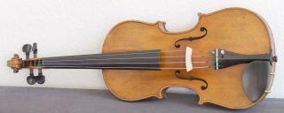 Old Italian Violin E.  Soffritti 1926 Geige Violon Violino Violine 小提琴 バイオリン photo