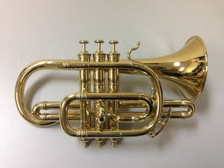 Dupont For Sears Superieur Cornet C.  1908 Beautifully Restored photo
