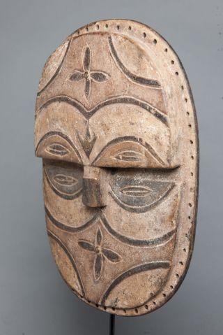 Teke Mask,  Congo,  Gabon - African Tribal Arts photo