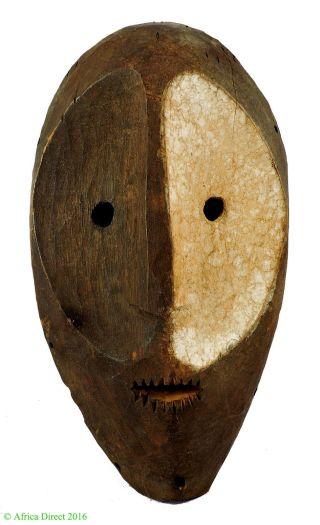 Lega Mask Congo African Art photo