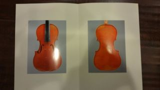 20th Century French Violin With Rampal Certificate photo