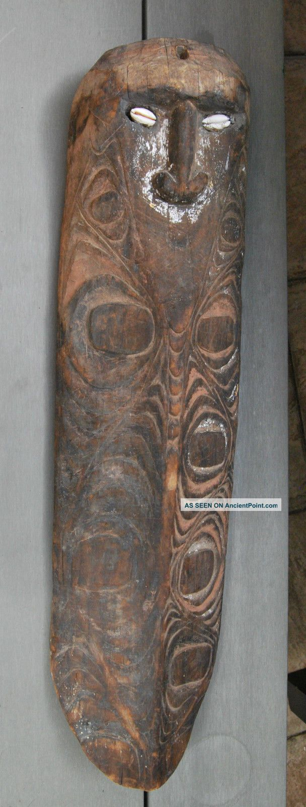 Old Guinea Carving Pacific Islands & Oceania photo