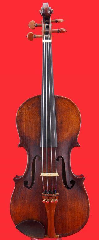 Italian Old,  Antique 4/4 Violin - Rare Instrument photo