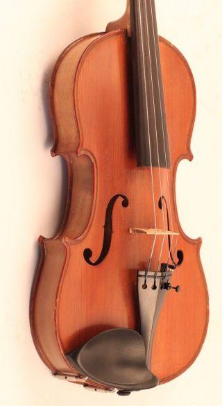Fine & Old French Jtl Violin Geige Violon Violine Violino 小提琴 バイオリン photo