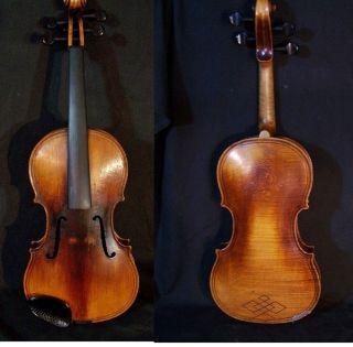 Antique Gaspard Duiffopruggar Violin C1840 Vuillaume Derazey Jtl Inlaid Purfling photo