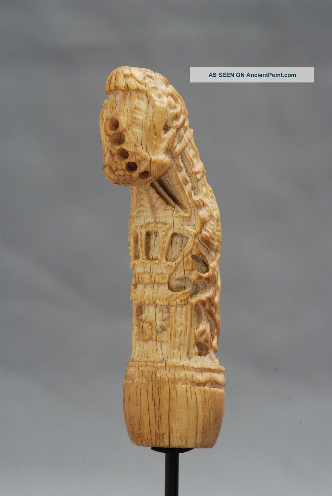 Hilt,  Keris Handle Of An Indonesian Dagger,  Madura,  Indonesia Pacific Islands & Oceania photo
