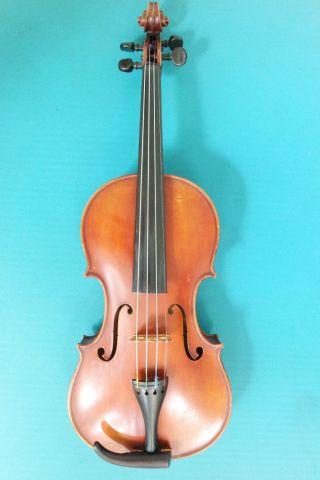 1930 Amédèe Dieudonnè Violin photo