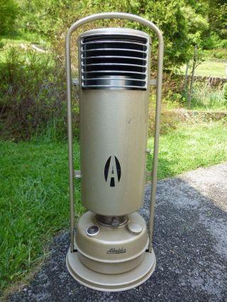 Rare Vintage 1960s Aladdin 2902 Aladdinette Kerosene Heater Unused? photo