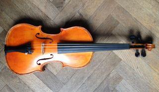 Violin Guido Maraviglia,  Pistoia 1970 Old Italian Antico Violino Italiano Alte photo