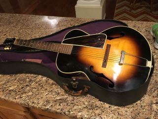 Vintage 1934 Cromwell By Gibson G4 photo