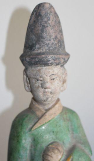 Chinese Ming Attendant photo