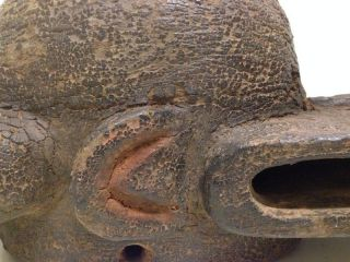 Cameroon: Very Old & Tribal African - Mambila - Mask. photo