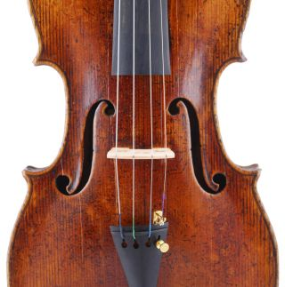Rare - Labeled,  Antique 4/4 Old Master Violin photo