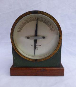 Silvertown Galvanometer 1916 No.  1770 Telegraph Morse Code Test Ww1 photo