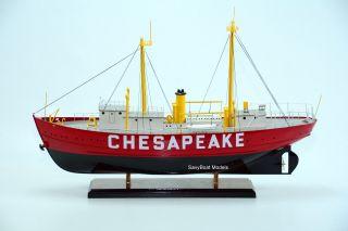 United States Lightship Chesapeake Lv - 116 24