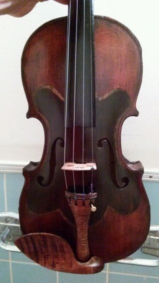 18 Th Century Violin photo