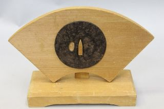 Tsuba Of Katana Real Edo (dd - 50) photo