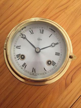 Porthole Ships Clock Sydney Nsw photo