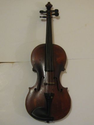 Antique Albertis Violin No.  200 Made Ad 1902 photo
