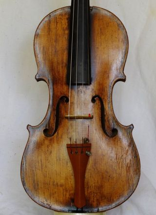 Very Old Antique Violin photo