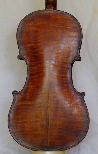 Interesting Antique Italian ? Violin photo