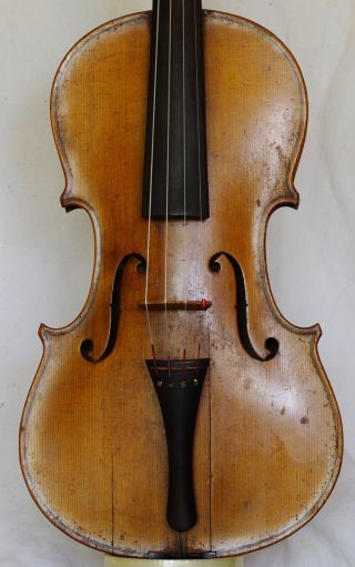 Antique Violin For Repair photo