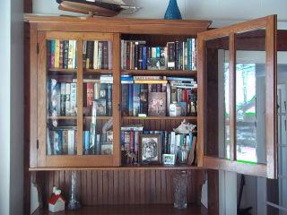 Antique Cabinet Kitchen Pantry Cupboard Sarasota Florida Miramar photo