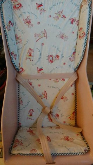 Vintage 1955 Infanseat Baby Seat photo