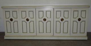 Vtg Henredon Mid Century Modern Sideboard Credenza Regency Style Cabinet 111201 photo