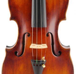 Italian,  Antique Felix Guadagnini 4/4 Labeled Old Master Violin photo
