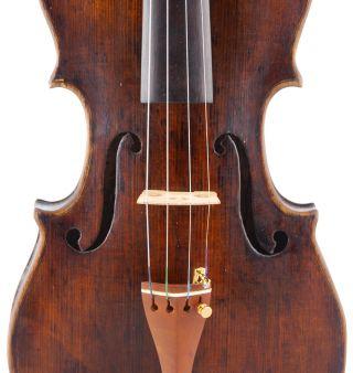 , Fine,  Antique Austrian Old 4/4 Master Violin photo