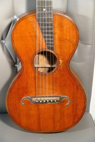 Fine Vintage,  Antique Guitar By Martin Stoß Vienna 1814 photo