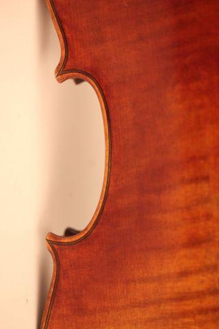 Old Fine Violin Postacchini 1857 Geige Violon Violino Violine Viola ヴァイオリン 小提琴 photo