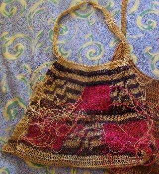 Vintage Png Billum Bag. photo