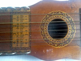 Antique Musical Instrument Ukelin International Musical Corp Hoboken Make Offer photo