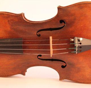 Very Old Italian Violin Rogerius 1671 Geige Violon Violino Violine 小提琴 バイオリン photo