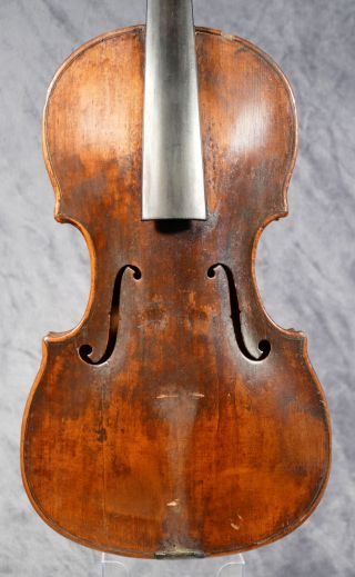 Fine And Interesting Around 300 Years Old Violin After Amati For Restoration photo