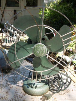 Antique Electric Fan photo