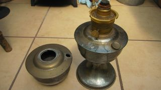 Vintage Aladdin ' 23 ' Model Oil Lamp Base / Burner photo