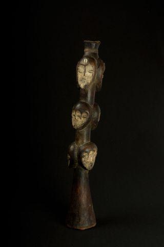 Statuette Lega Sakimatwematwe Figure Congo (drc) Galerie