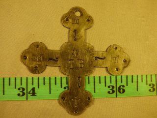 Thomas Barnett Gothic Indian Trade Cross C1840 Hudson ' S Bay Company Hb photo