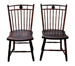 Windsor Chairs photo