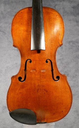 Over 200 Years Old Violin,  For Repair,  Fine Instrument photo