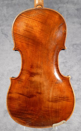 Around 250 Years Old Violin,  Schönfelder Family photo